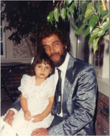 Lorraine & dad