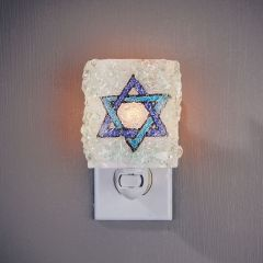 Star Of David Nightlight