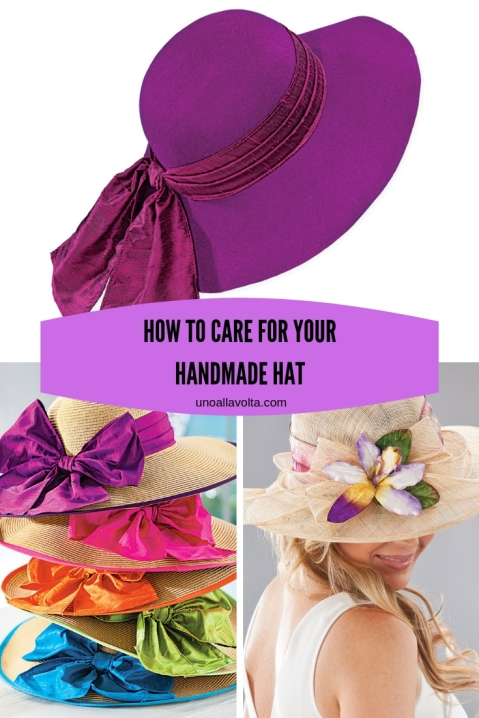 How to care for your hat